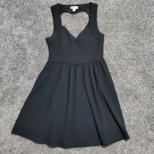 Little black dress size large